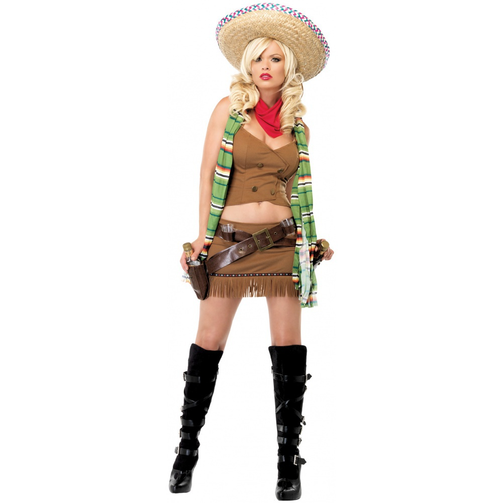Sexy cinco de mayo costumes
