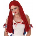 Womens Rag Doll Costume
