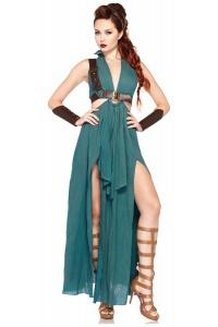 f0f3b441916d86 Medieval Warrior Maiden Huntress Costume