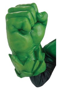 Green Lantern Ring For Kids Male