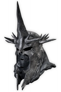 WORLD OF WARCRAFT MOHAWK GRENADE OVERHEAD LATEX MASK ADULT COSTUME WOW NEW
