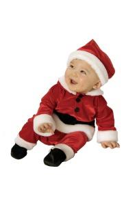 Velvet Baby Santa Suit Costume  sc 1 st  CostumeBliss.com & Baby Reindeer Costume