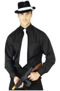 fbebd7cdbcb13 Gangster Scarf Male Halloween