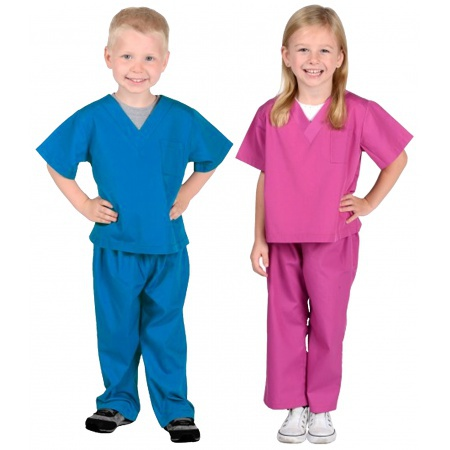 Kids Scrubs image