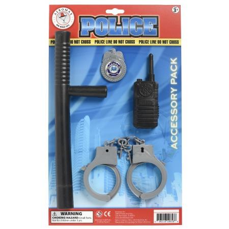 Kids Police Costume Kit image