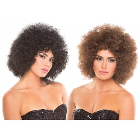 70s Afro Wig image