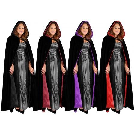 Hooded Cloak image