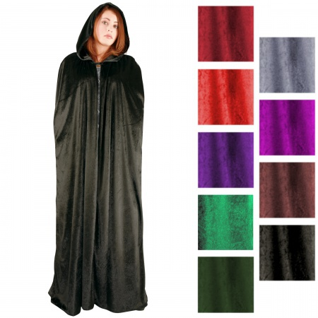 Medieval Cloak image