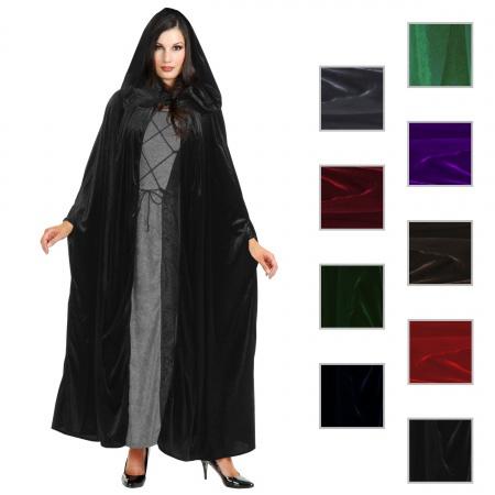 Panne Velvet Cloak image