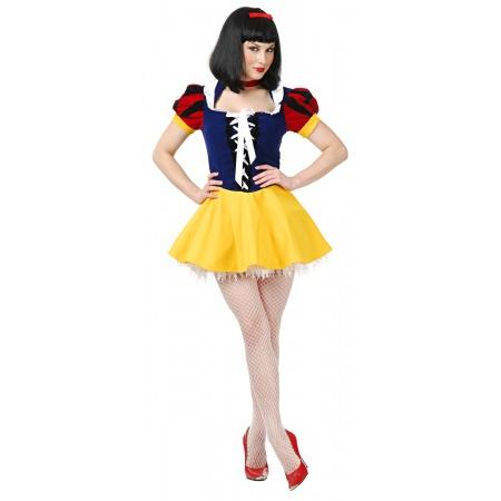 Sexy Snow White Adult Costume image