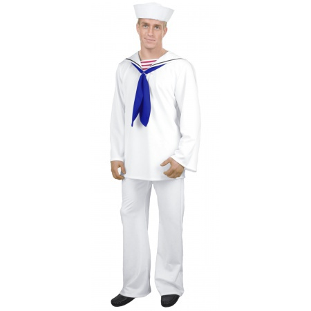Mens Sailor Costume image