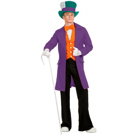 Mad Hatter Halloween Costume image
