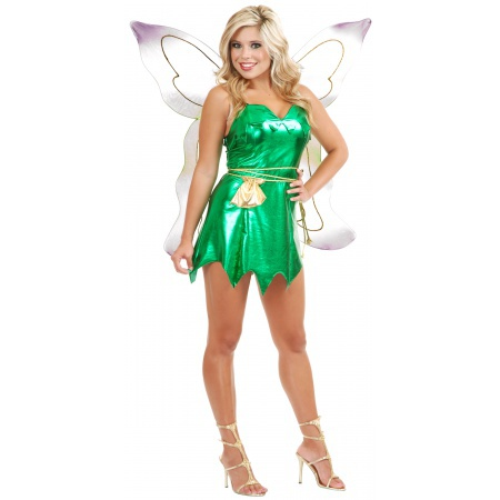 Sexy Tinker Bell Costume image