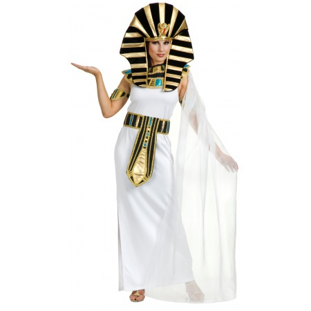 Egyptian Queen Costume image