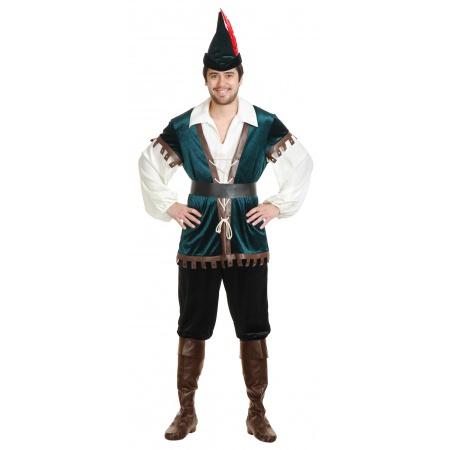 Adult Robin Hood Costume image