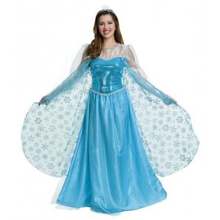 Ice Queen Costume image