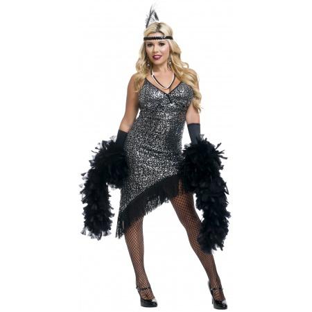 Flapper Costume image