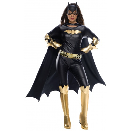 Batwoman Costume For Adults image