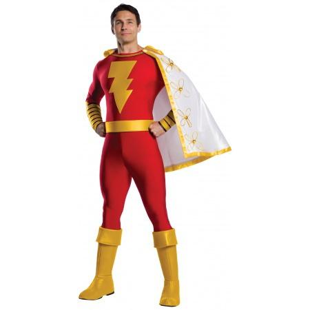 Mens Shazam Costume image