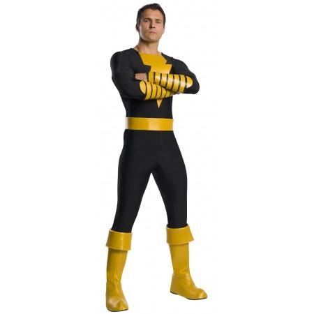 Adult Black Adam Costume image