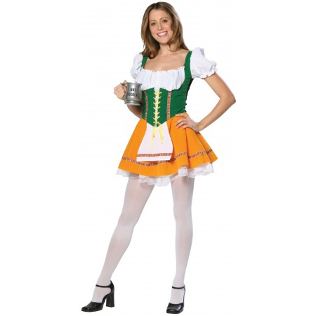 Swiss Miss Costume Beer Wench image