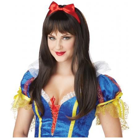 Snow White Wig image