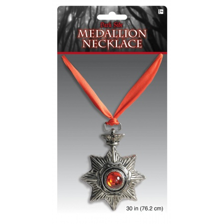 Vampire Medallion Necklace image