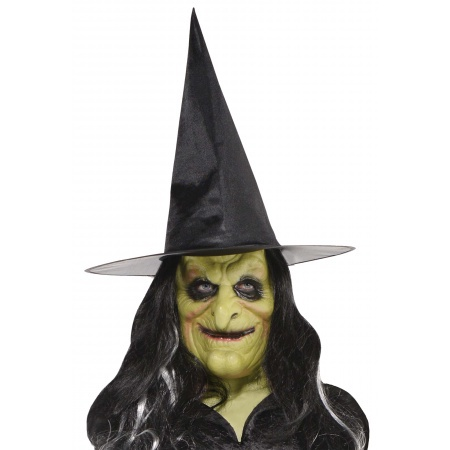 Classic Witch Mask image