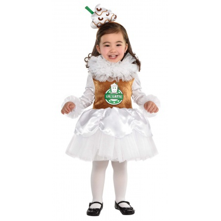 Baby Coffee Costume image