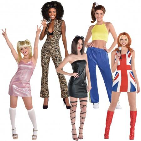 Spice Girl Costume image