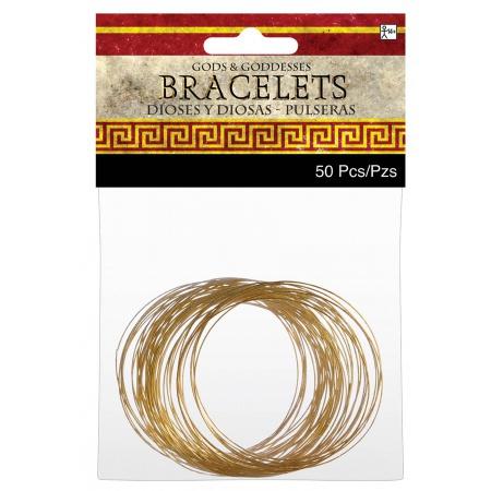 Goddess Jewelry Costume Bracelets image