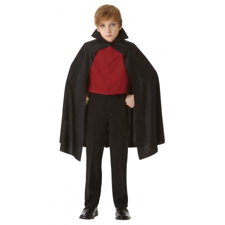 Kids Vampire Cape image