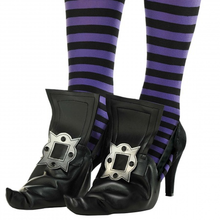 Witch Shoe Covers image