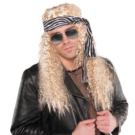 80s Rocker Wig image