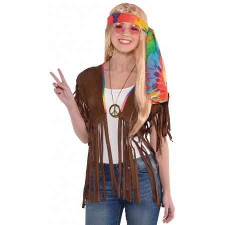 Fringe Hippie Vest image
