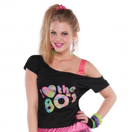 80s Girl Costume image