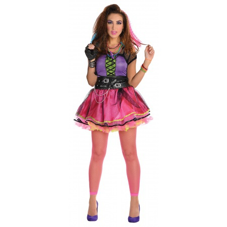 80s Valley Girl Costume image