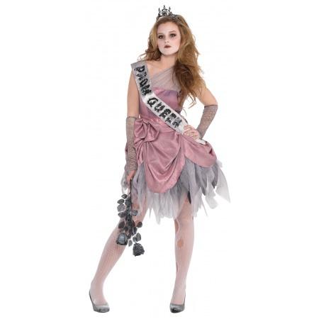 Zombie Prom Queen Costume image