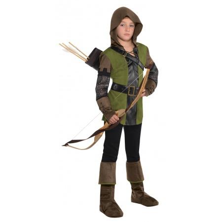 Robin Hood Costume Child image