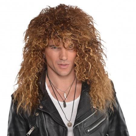 80s Rock Wig image