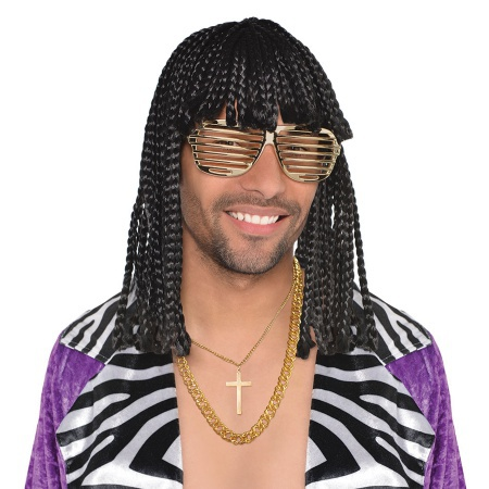 Rick James Costume Wig image