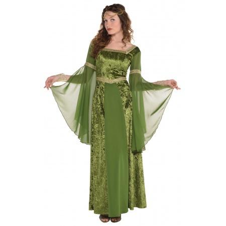 Renaissance Fair Costume image
