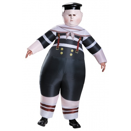 Tweedle Dee And Tweedle Dum Costume image