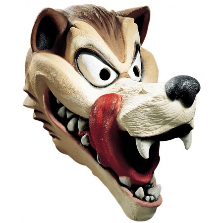 Big Bad Wolf Mask image