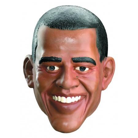 President Barack Obama Costume Mask Political Democrat image