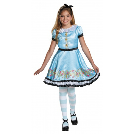Alice In Wonderland Outfit image