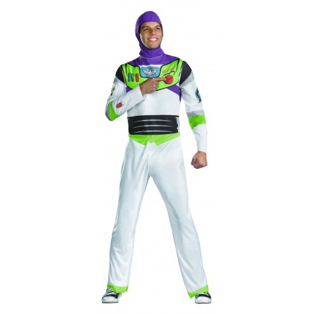 Mens Buzz Lightyear Costume  image