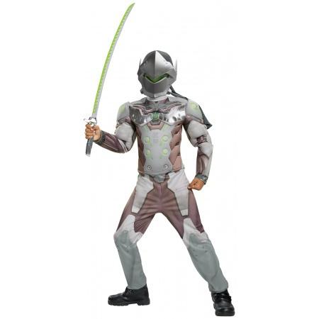 Boys Genji Costume image