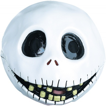 Jack Skellington Mask image
