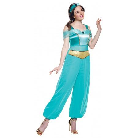 Womens Jasmine Costume  image